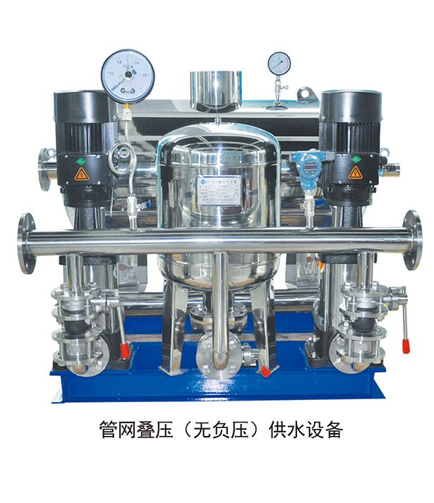 管网叠压供水设备